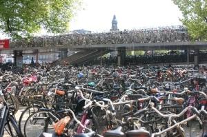 bikes in ams